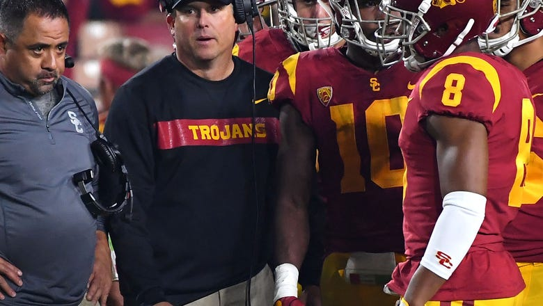 USC blows big lead, drops to Cal at home for first time in 18 years