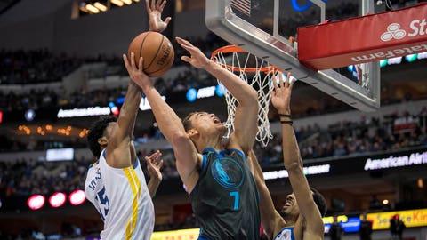 NBA: Golden State Warriors at Dallas Mavericks