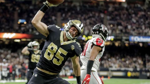 NFL: Atlanta Falcons at New Orleans Saints