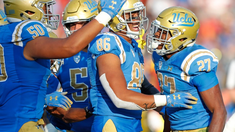 PHOTOS: UCLA's run game slashes USC as uncertainty looms for Trojans