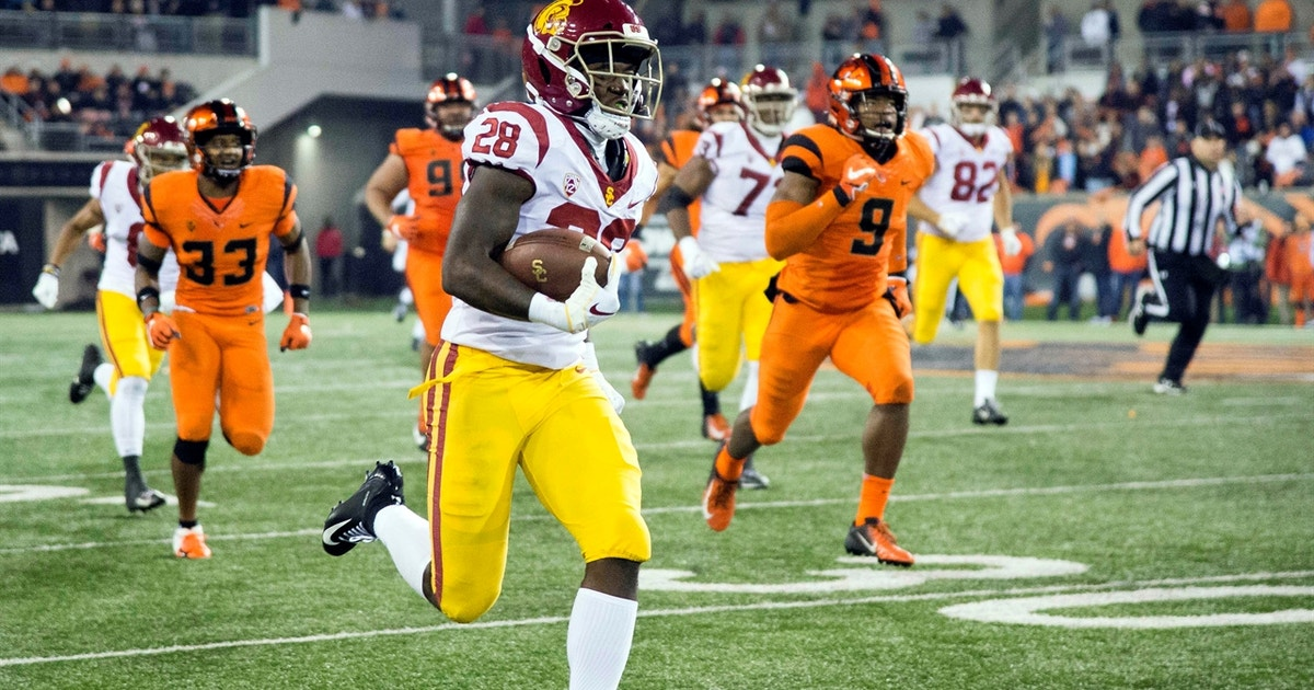USC holds on to beat Oregon State in Corvallis