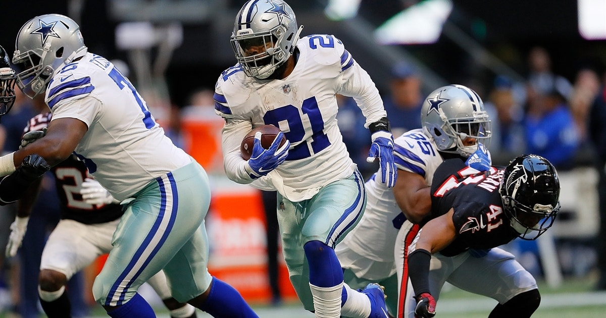 Nick Wright: Feed Zeke and he can be an 'absolute difference maker'