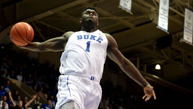 HIGHLIGHTS: Zion Williamson throws dunk contest against Eastern Michigan