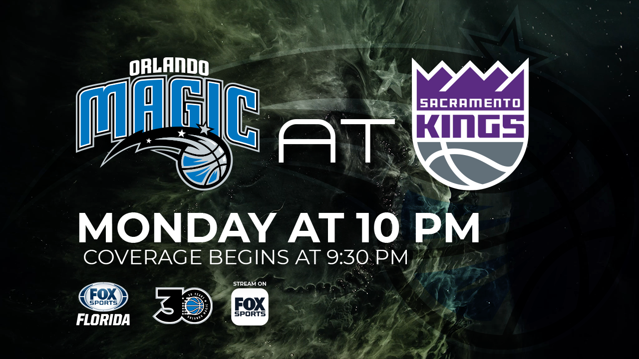 Orlando Magic at Sacramento Kings game preview