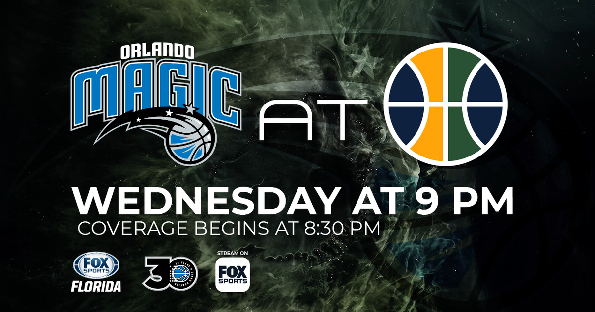 Orlando Magic At Utah Jazz Game Preview