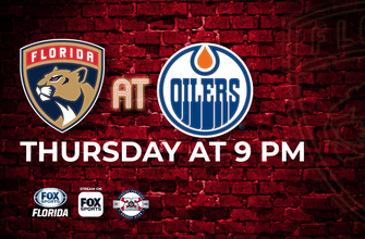 Preview: Panthers look to get road trip back on track against Connor McDavid, Oilers