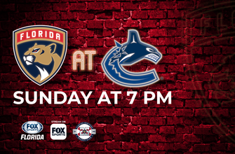 Preview: Panthers' road trip continues as Roberto Luongo makes a return to Vancouver