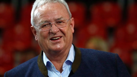 <p>               FILE - In this Nov. 30, 2018 file photo Martin Winterkorn, former CEO of the German car manufacturer 'Volkswagen', arrives for the annual general meeting of FC Bayern Munich soccer club in Munich, Germany. The club said Tuesday, Dec. 18, 2018 that Winterkorn stood down as FC Bayern Muenchen AG supervisory board member at Monday's board meeting. He had informed supervisory board chairman Uli Hoeneß of the decision earlier.  (AP Photo/Matthias Schrader, file)             </p>