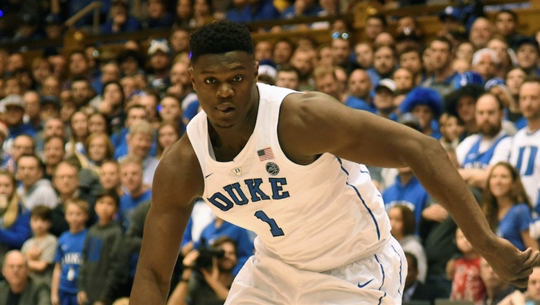 Zion Williamson and No. 2 Duke put up 100 points against Princeton