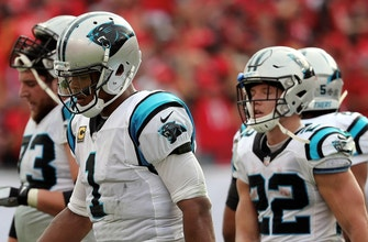 Nick Wright says Cam Newton and the Panthers loss was 'inexcusable' against the Buccaneers