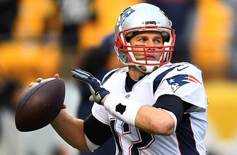 Nick Wright: 'Brady has simply been a slightly above-average quarterback this year'