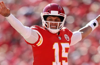 Cris Carter and Nick Wright discuss the Chiefs' ceiling without Kareem Hunt
