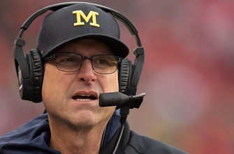 Cris Carter on possible fit for Packers' next head coach: Watch out for Jim Harbaugh!