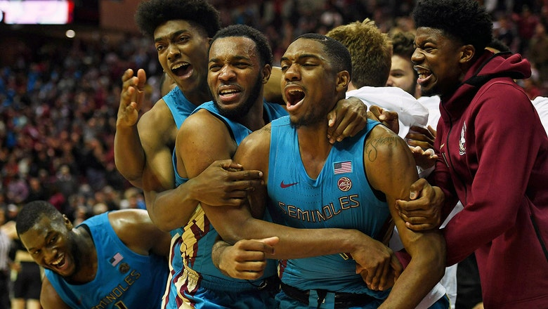 FSU jumps up to No. 11 in latest college basketball AP poll