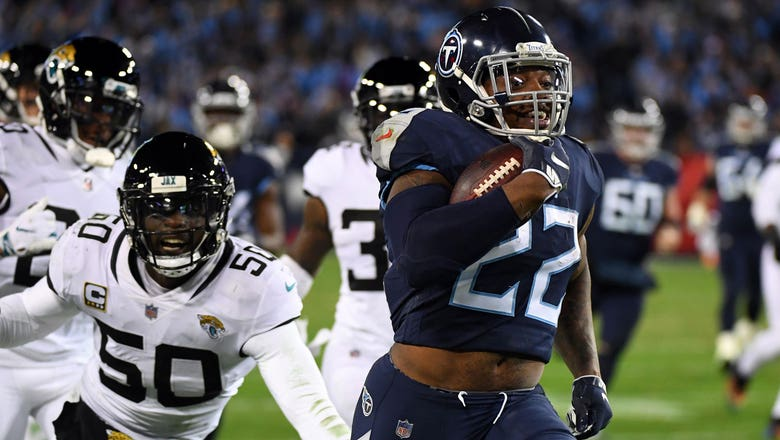 Jaguars' woes continue as Derrick Henry rushes into NFL record book in Titans' victory