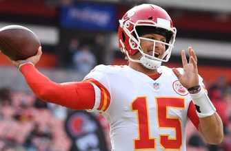 Nick Wright and Cris Carter look ahead to Sunday's AFC Showdown between the Ravens and Chiefs