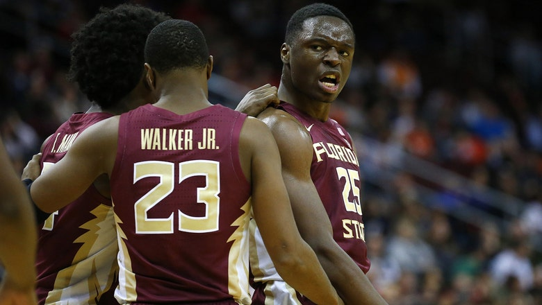 FSU moves up 1 spot, cracks into top 10 in latest AP college basketball poll