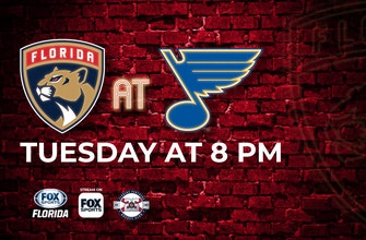 Preview: Panthers hit the road to take on volatile, frustrated Blues