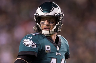 Cris Carter still believes in Carson Wentz despite the Eagles' disappointing season
