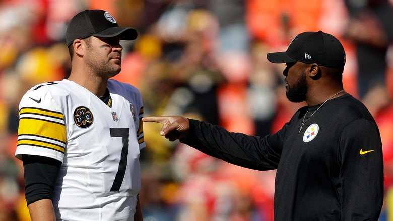 Colin Cowherd thinks the Steelers should take note from Patriots on handling drama