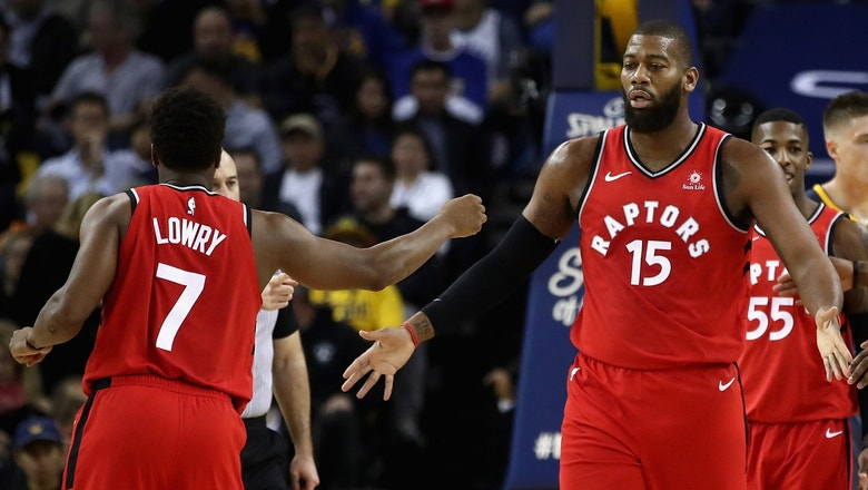 'This Raptors team is VERY legit': Nick Wright on Toronto completing sweep of Warriors without Kawhi Leonard