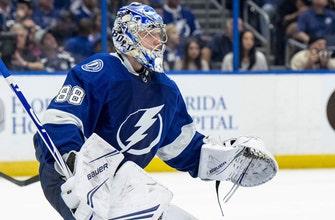 The Big Cat is back: Lightning G Andrei Vasilevskiy returning to ice against Maple Leafs
