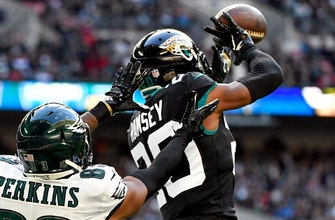 Jaguars star CB Jalen Ramsey planning to play in Pro Bowl despite knee issue