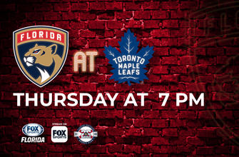 Preview: Panthers look for another big win with visit to Toronto