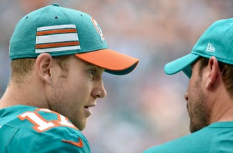 Ryan Tannehill may play his final game for Dolphins Sunday against Bills
