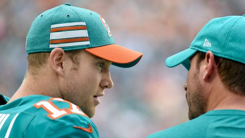 Tannehill May Be About To Play Final Game For The Dolphins