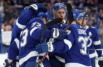 Adam Erne scores game-tying, game-winning goals as Lightning claw back to edge Canadiens