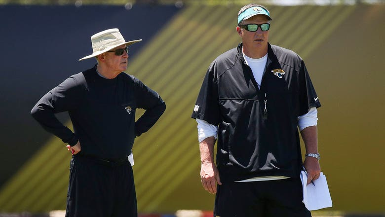 Jacksonville heads into offseason focused on revamping offense ranked 31st in scoring