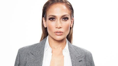 "<p>               In this Dec. 10, 2018 photo, actress Jennifer Lopez poses for a portrait at the Four Seasons Hotel in Los Angeles to promote her  film ""Second Act."" In the film, Lopez's business savvy character gets a shot to prove herself to Madison Avenue's elite thanks to an embellished resume. (Photo by Rebecca Cabage/Invision/AP)             </p>"
