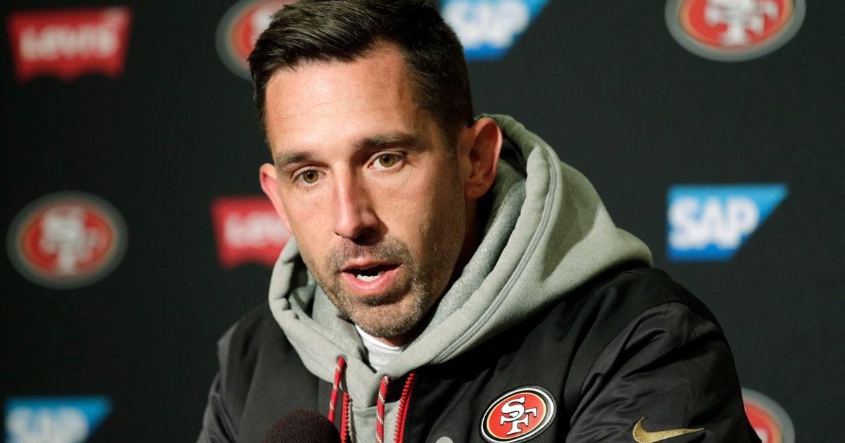 Kyle Shanahan off to rough start as 49ers coach