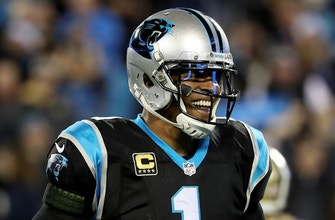 Cris Carter defends Cam Newton's decision on continuing to play despite his injury
