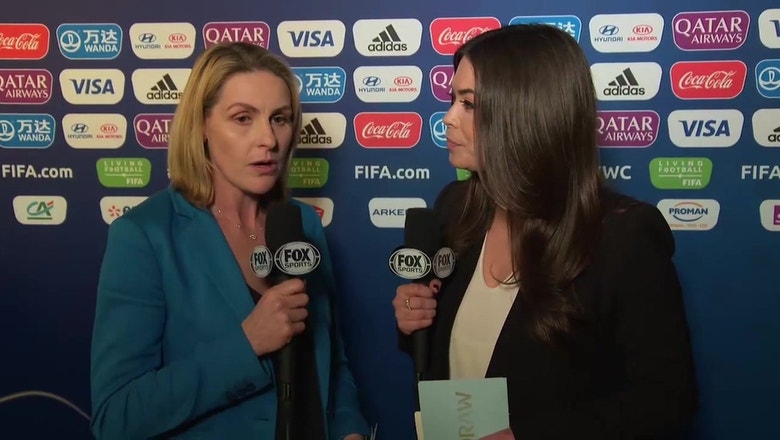 Kelly Smith on FIFA Women's World Cup draw: 'There is no easy group'