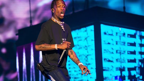 <p>               FILE - In this June 2, 2018 file photo, rapper Travis Scott performs at The Governors Ball Music Festival in New York. Scott is in talks to perform at the Super Bowl halftime in Atlanta. A person familiar with the situation, who spoke on the condition of anonymity because they were not allowed to speak about the topic publicly, said that Scott is close to signing on to perform at Super Bowl on Feb. 3 at the Mercedes-Benz Stadium. (Photo by Scott Roth/Invision/AP, FIle)             </p>