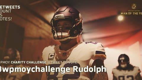 Kyle Rudolph, Vikings tight end