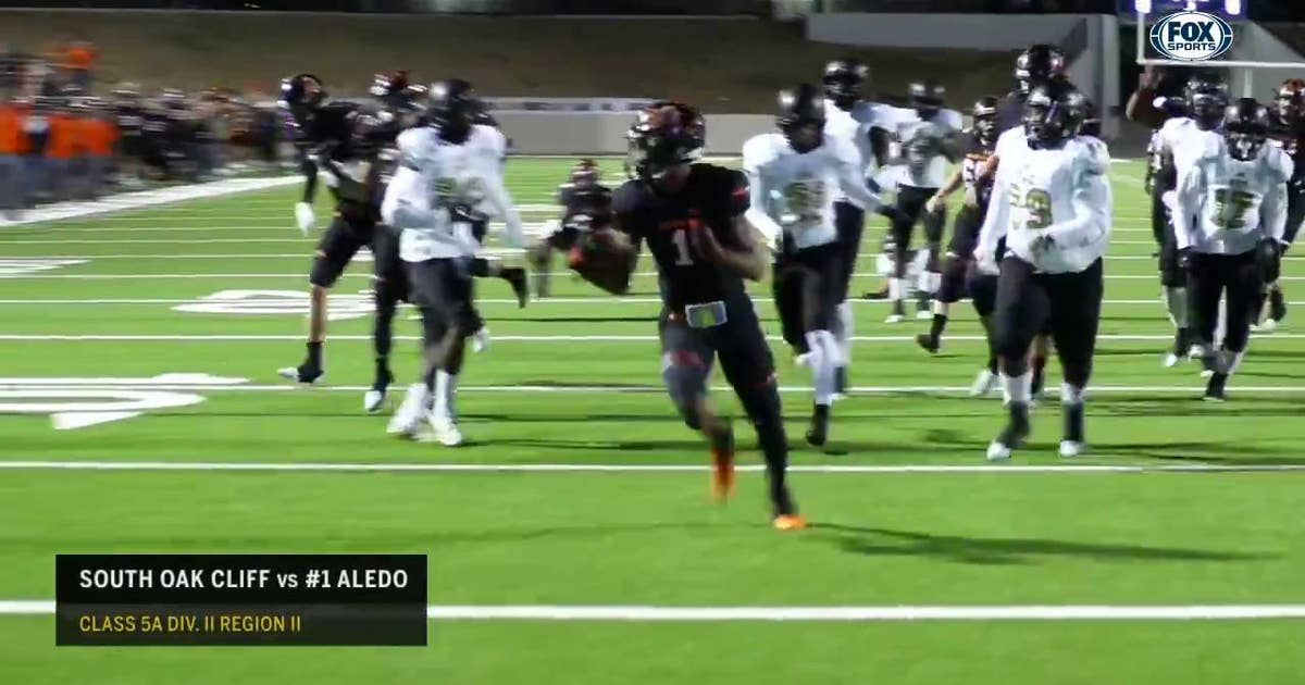 HIGHLIGHTS  Aledo tops South Oak Cliff – Lo Blackwell  10846c2c1
