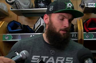 Martin Hanzal on his NHL return to the Dallas Stars