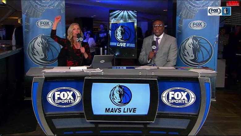Mavs take care of business early, defeat Magic 101-76 | Mavs Live