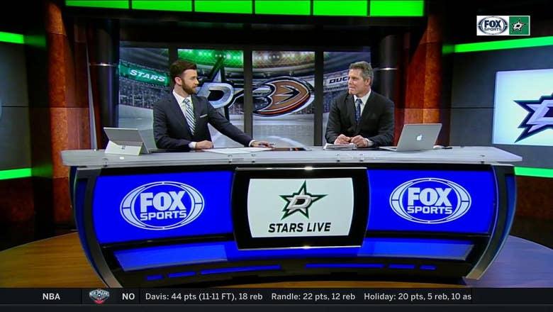 Dallas Moving on to San Jose | Stars Live