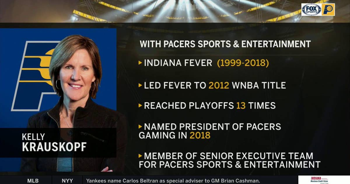 Image result for Pacers Name Kelly Krauskopf