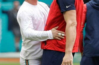 Dolphins WR Danny Amendola active to play ex-team Patriots