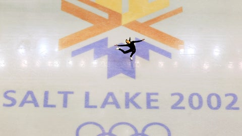 <p>               FILE - This Feb. 8, 2002, file photo, shows U.S. champion Michelle Kwan practicing for the women's short program for the Winter Olympic Games at the Salt lake Ice Center in Salt Lake City. Salt Lake City got the green light to bid for an upcoming Winter Olympics most likely for 2030 in an attempt to bring the Games back to the city that hosted in 2002 and provided the backdrop for the U.S. winter team's ascendance into an international powerhouse. (AP Photo/Doug Mills, file)             </p>