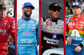 Alan Cavanna compares four NASCAR 'young guns' to older drivers