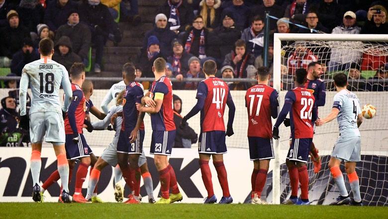 Sevilla, Villarreal, Genk advance in Europa League