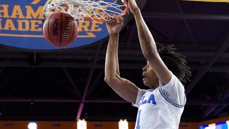 UCLA knocks LMU from unbeaten ranks with 82-58 win