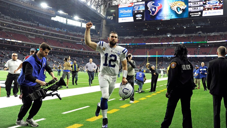 Late penalty helps Colts snap Texans' 9-game winning streak