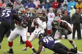 Buccaneers 20-12 loss to Ravens eliminates them from playoff contention